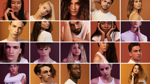 Switzerland's Next Topmodel: Alle 20 Kandidatinnen und Kandidaten für die Staffel 2 (2019). Bild: ProSieben Schweiz.