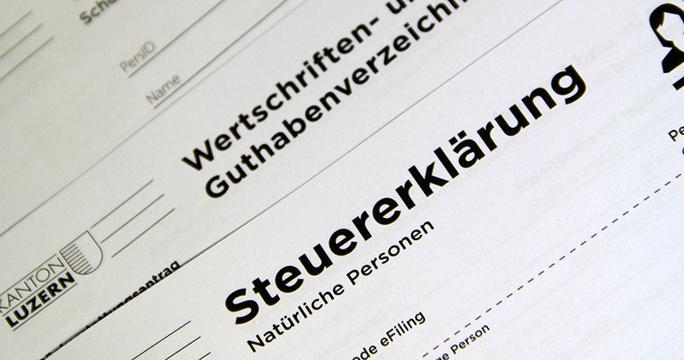 Endlich einfach: Luzerner Steuersoftware erhält neues Design